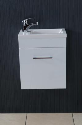 Alliance Lomond 400 Wall Hung Unit And Basin