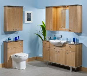 Atlanta Bathrooms Sienna furniture