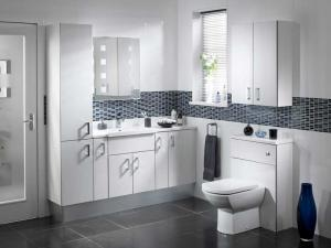 Atlanta Bathrooms Bianco furniture