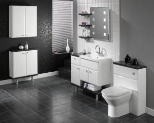 Atlanta Bathrooms Modena furniture
