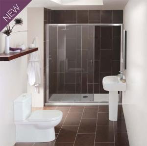 Balterley Smart Zone complete shower room suite