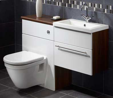 Bemodern Atlanta bathroom furniture