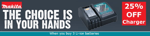 Makita Charger Offer