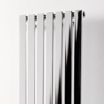 Ultraheat Linear-O Chrome Radiators