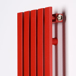 Ultraheat Linear-O Red Radiators