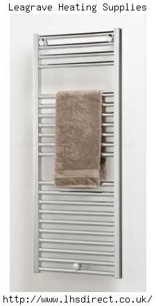 Towel Warmer 500x1172 straight chrome