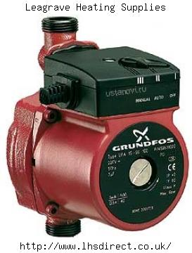 Grundfos Home Booster Circulator UPA 15-90