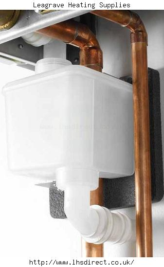 Worcester Bosch Condensesure Auxiliary Siphon Worcester